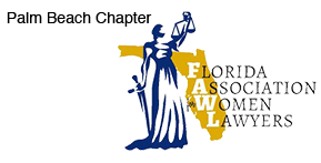 Florida Association for Women Lawyers  - Palm Beach Chapter